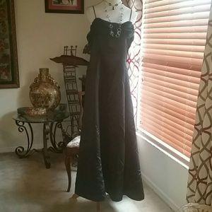 Michaelangelo (David's Brodal)bridesmaid dress.